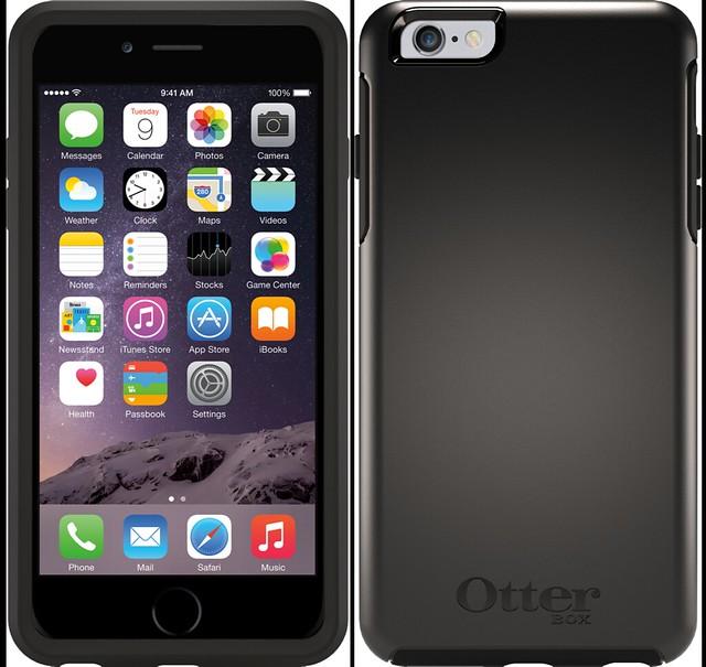 Otterbox Symmetry Case - black