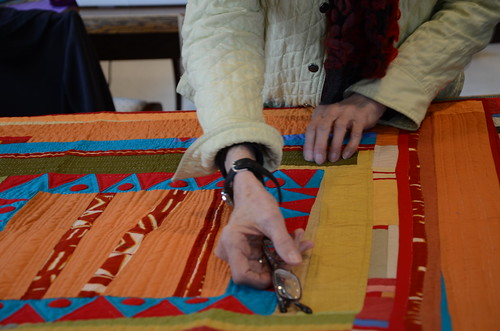 Quilting with Gwen Marston