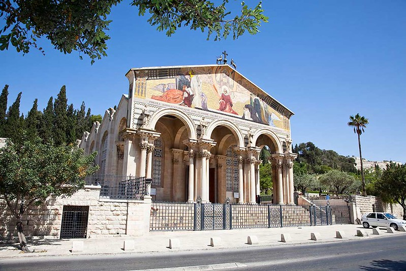 Holy Land Pilgrimage Sites & Liturgies