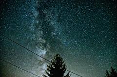 Milky way Ice blue - Photo of Jurignac
