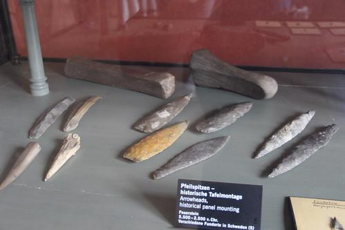 Prehistoric Denmark: Stone Spears