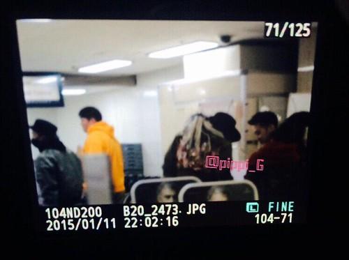 Big Bang - Gimpo Airport - 27feb2015 - pippi_G - 04