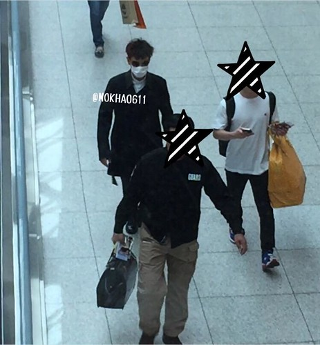 Big Bang - Incheon Airport - 29may2015 - TOP - MOKHA0611 - 01