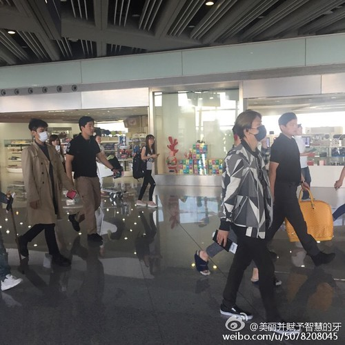 Big Bang - Beijing Airport - 07jun2015 - 美丽并赋予智慧的牙 - 08