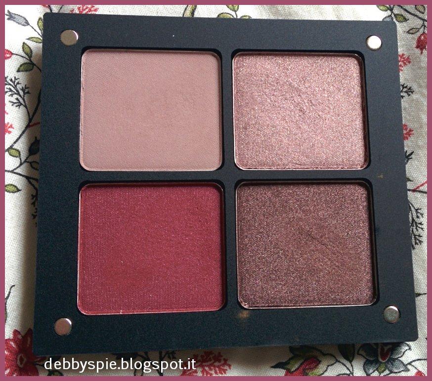 palette da 4 rosata