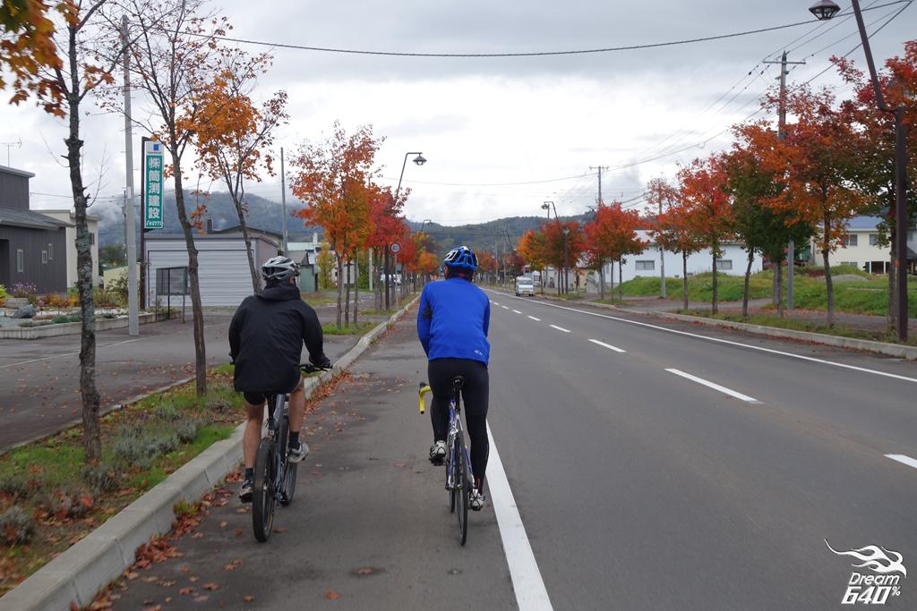 北海道秋日單車15