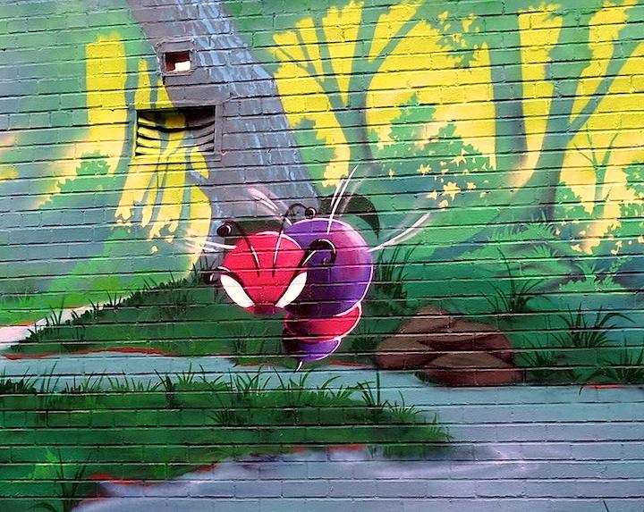 KingBee-mural-East-Village