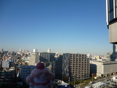 Slurpuff in Oshiage, Tokyo 80 (Tokyo Skytree Town)