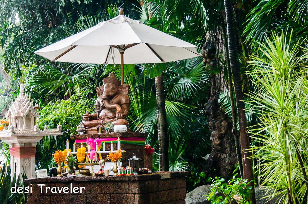 Ganesha Idol Anantara Resort Bangkok