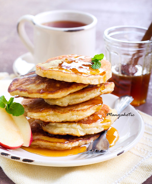 Apple pancakes