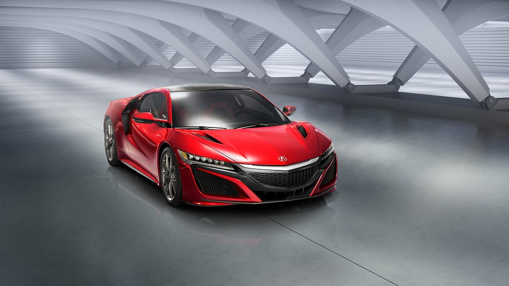 New technical details of the next-gen Acura NSX revealed