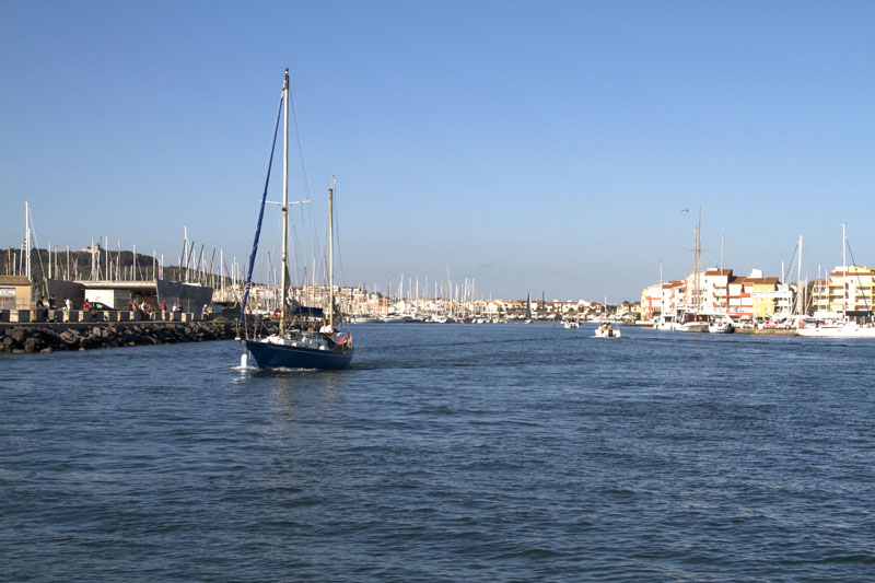 week end au Cap d'Agde