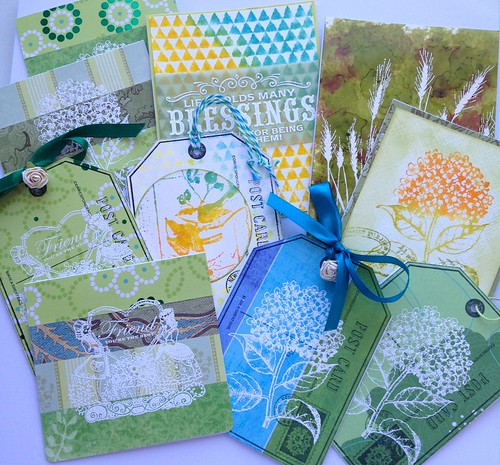 Quick cards potpourri