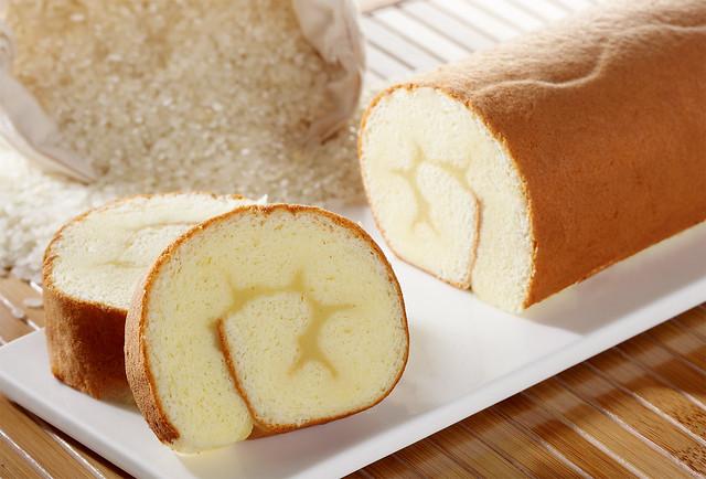 全米麵包大不易 樂米工坊談米食推廣 (12)-原味米蛋糕