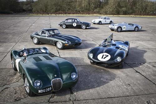 Jaguar Heritage Challenge Series