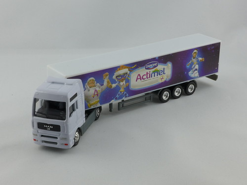Actimel-Minitruck