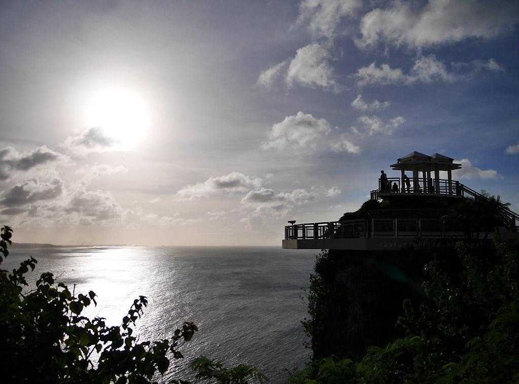 Trip to Guam-- Two Lovers Point