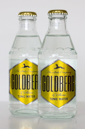 Goldberg & Sons Tonic Water