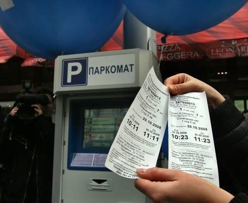 у Києві на мільйон авто — лише 6 тисяч паркомісць