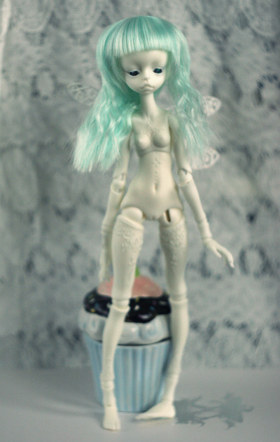 Lace fairy
