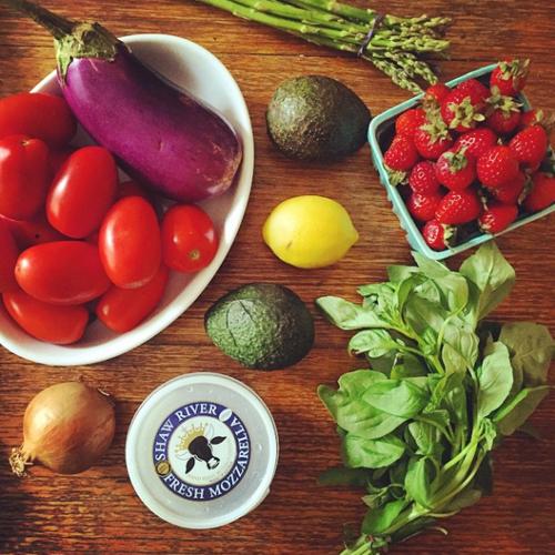 february bites… farmers market haul
