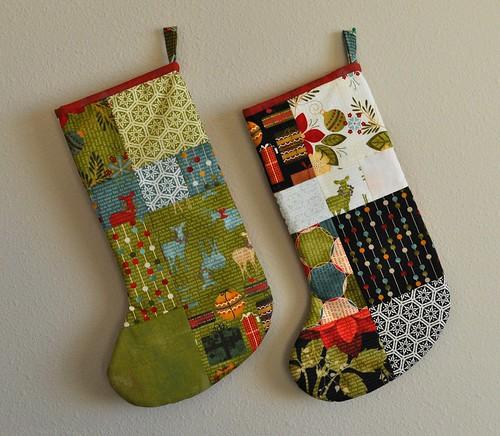 stockings back