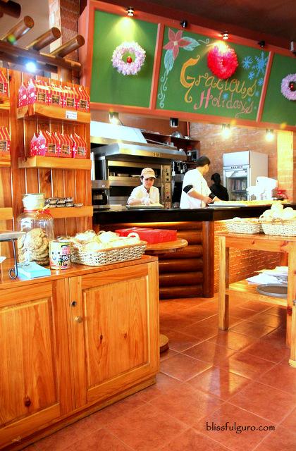 Le Monet Hotel Baguio Bakeshop