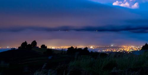 sunrise amanecer montaña irazu volcal proyecto365