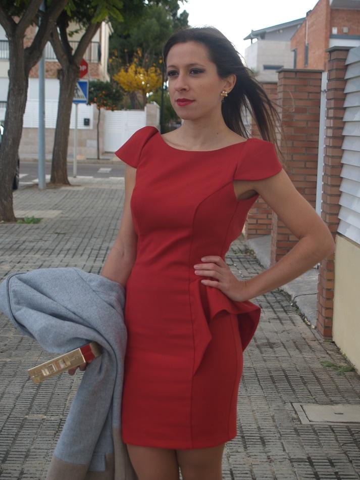Outfit: Nochevieja en rojo