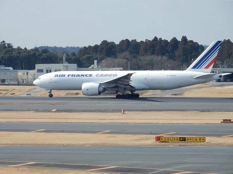 NARITA 777-200(F-GUOS)