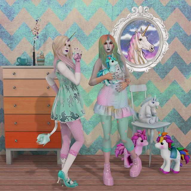 omg unicorns
