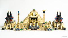 LEGO Egypt (Pharaoh's Quest)