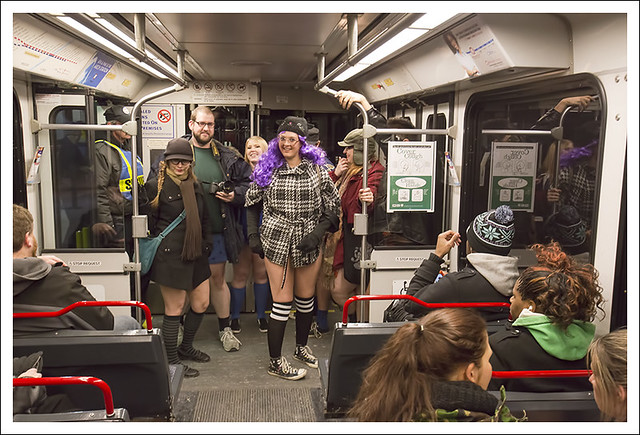 MetroLink No Pants Ride 2015-01-10 1