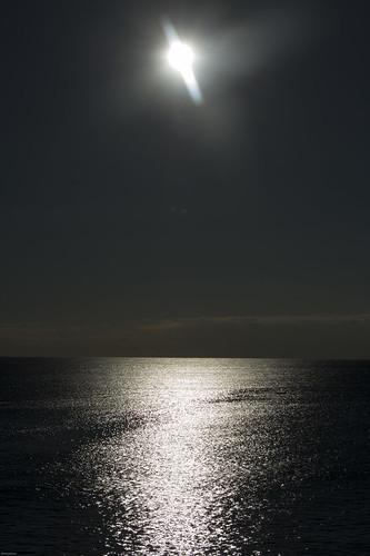 sea sun moon sunrise 日本 hdr thepacificocean 千葉県 鴨川市
