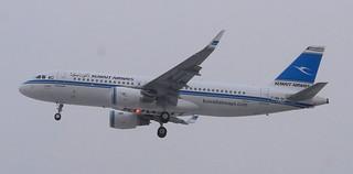 A320-214 MSN6476 9K-AKH KUWAIT AIRWAYS A TOULOUSE LE  06 02 2015