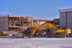 Higbee's demolition