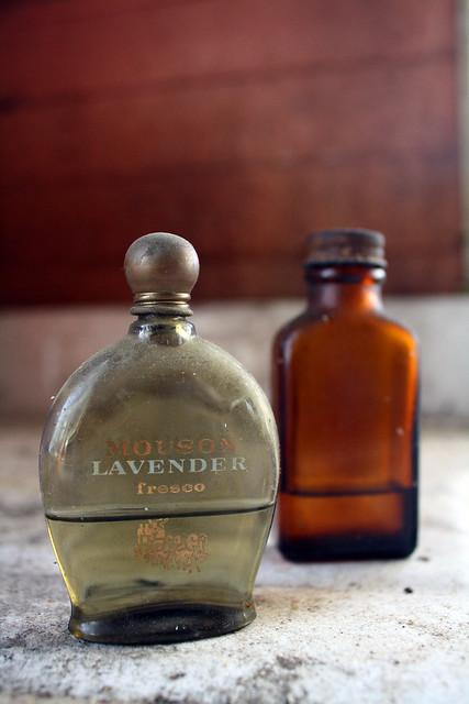 Mouson Lavender fresco