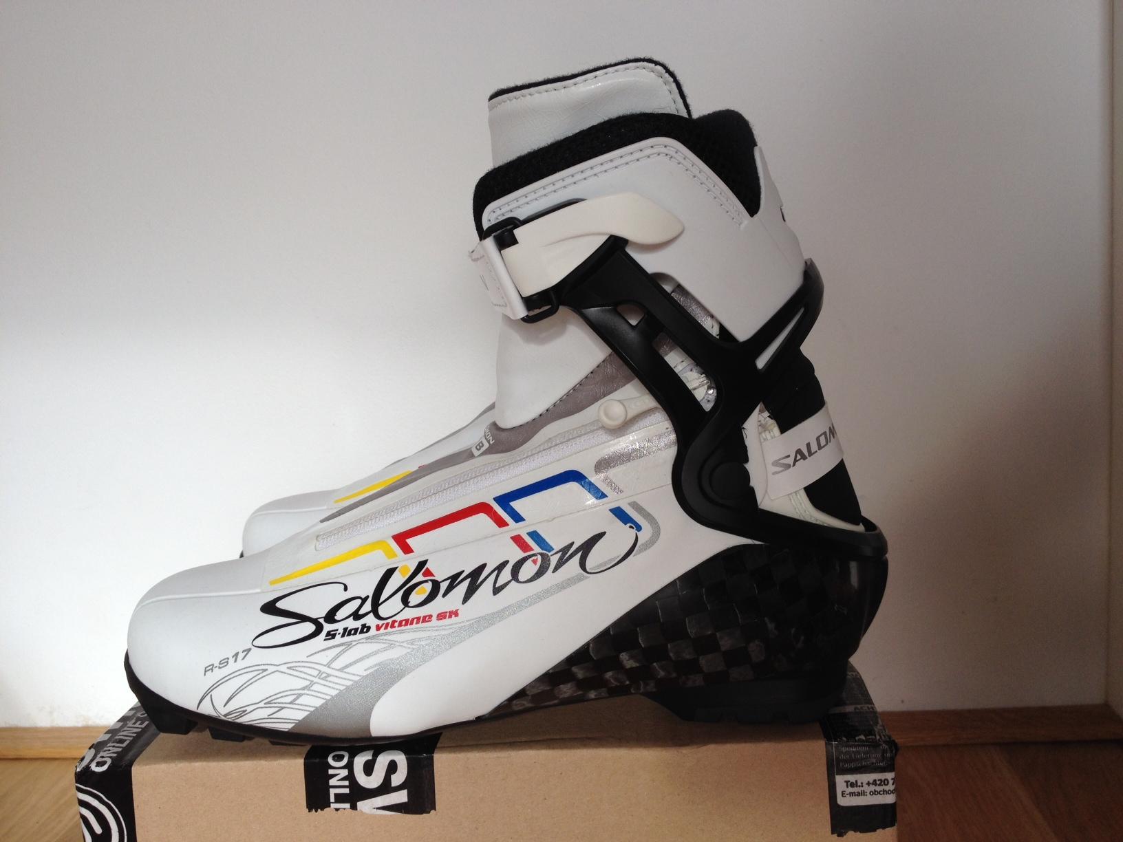 Dám. boty Salomon S-lab Vitane skate R-S17 177fe5d802