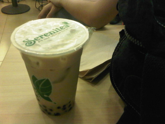 #PerksOfABella | My Pick-Me-Up with Serenitea