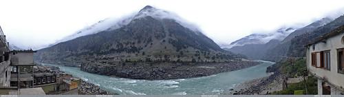 pakistan sky panorama clouds landscape geotagged wideangle tags location elements ultrawide stitched kohistan kpk imranshah fujifilmfinepixhs20exr