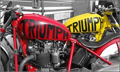 Custom Painted Motorcycles