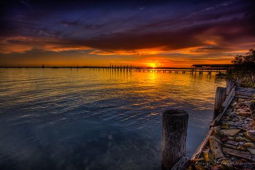 old history wooden jetty sydney australia nsw rotten miranda kurnell caringbah woolooware tarenpoint