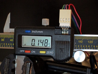 digital output from cheap calipers