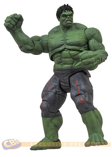 Marvel Select【浩克】Hulk 復仇者聯盟2:奧創紀元 一定要來Smash 一下!!