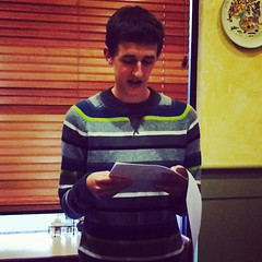 Zachary Hancock is the winner of the Optimist Club of Solano County's 2015 Essay Contest!