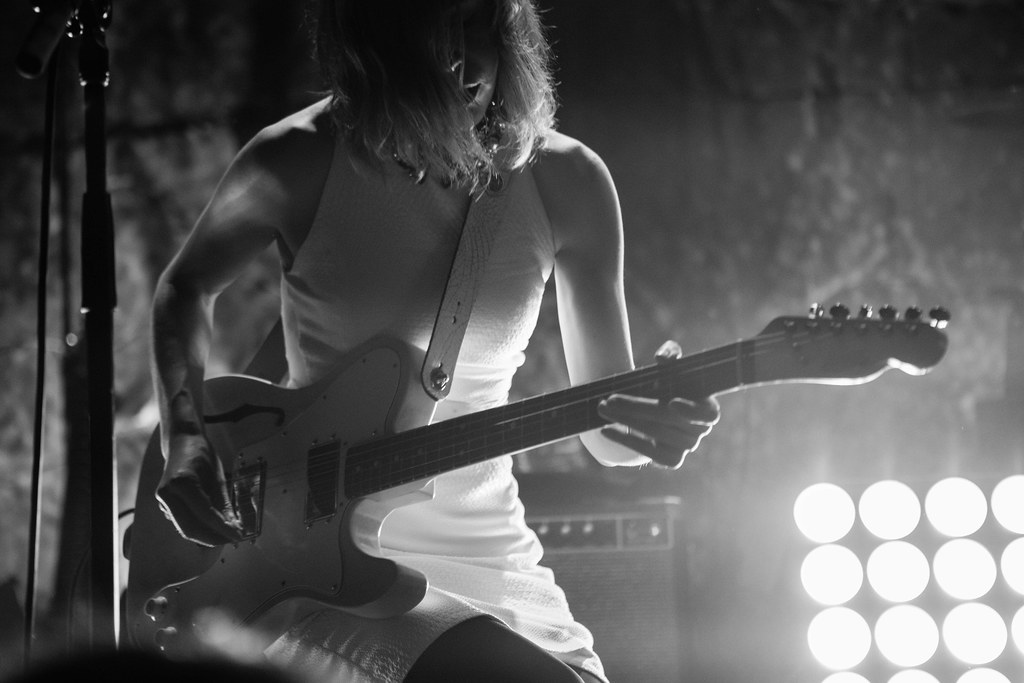Sleater-Kinney @ Slowdown 2.13.15