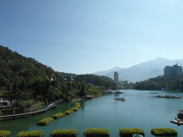 湖畔風景@日月潭大飯店