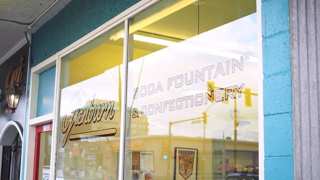 Glenburn Soda Fountain & Confectionery | Burnaby Heights
