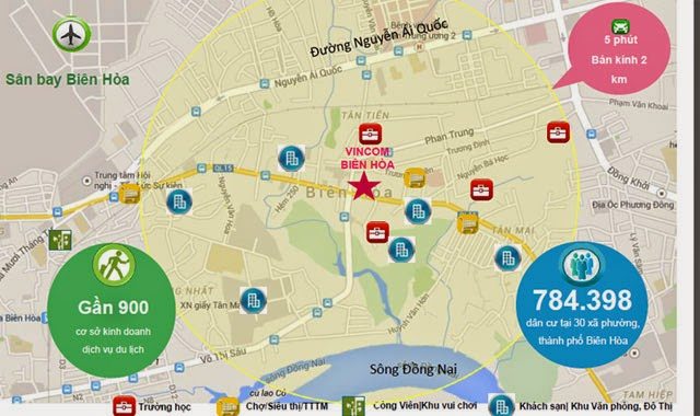 Vincom Biên Hòa - Trung Tâm Mua Sắm Bậc Nhất Tại Biên Hòa
