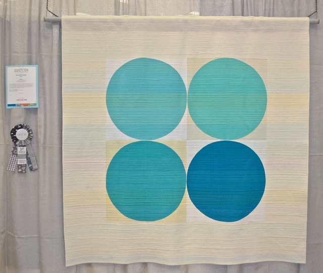 Breathe at QuiltCon 2015